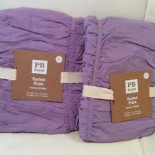 Ebay Pottery Barn Curtains Pottery Barn Solid Pattern Curtains Drapes U0026 Valances Ebay