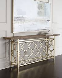 hooker furniture console table amedeo console hooker furniture consoles and entry hall