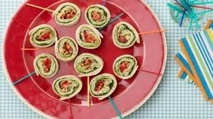 kitchen tea food ideas roasted turkey and basil pinwheel sandwiches recipes food