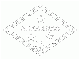 confederate flag coloring page simple us flag coloring page free