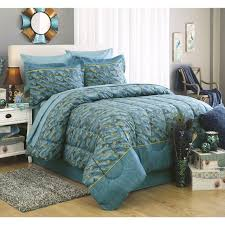 Dena Home Bedding Peacocks Bedding And Peacock Comforter For Platform Decorating