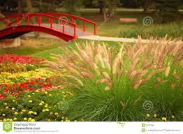 Beautiful Garden Pictures Waterfalls In Garden Royalty Free Stock Image Image 34795826