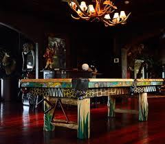 splashy billiard factory mode houston eclectic family room