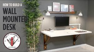 Wall Mounted Desk Diy Wall Mounted Desk Diy A Voicesofimani