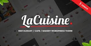 la cuisine restaurant lacuisine restaurant theme by ninzio themeforest