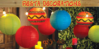 hanging decorations supplies mexican
