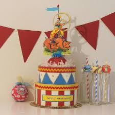Circus Birthday Decorations The 25 Best Circus Centerpieces Ideas On Pinterest Circus Theme