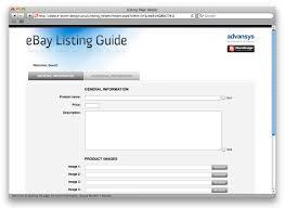 ebay product html generator make ebay selling easier