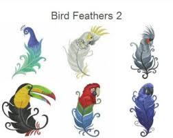 bird feather design etsy