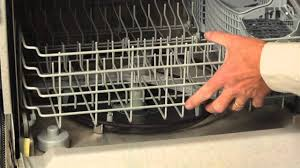 Dishwasher With Heating Element Frigidaire Dishwasher Repair U2013 How To Replace The Heating Element