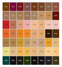 general color chart template behaviour chart template task