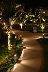 Outdoor Landscape Light Front Yard Your Path Using Landscape Lighting To Define Outdoor