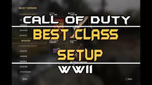 best online class high kd call of duty ww2 wwii best class setup beta online