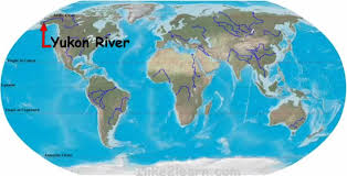 worlds rivers map river