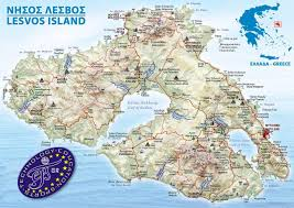 Greece Islands Map by Welcome To Lesvos Island