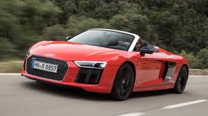 second generation audi r8 review the loud lovely audi r8 spyder top gear