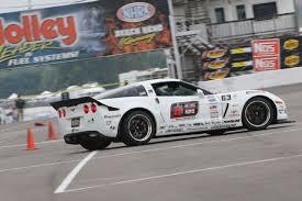 fast glass corvette corvettes run fast at the 2016 holley ls