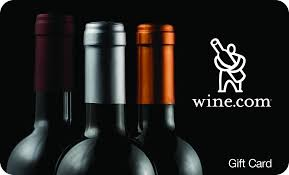 gift wine wine gift card