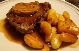 cuisiner jarret de porc jarret de porc au monbazillac cuisson à très haute température à voir