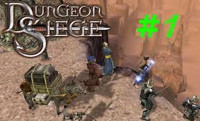 dungeon siege free let s play dungeon siege part 1 kingdom of ehb