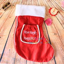 quotes for christmas decorations large size santa sacks christmas stockings for candy gifts nerver
