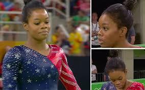 gold medal hair gabby douglas hair is dividing the internet again at the rio olympics