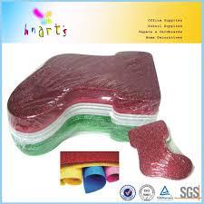 decoration glitter foam christmas stockings foam shapes for craft