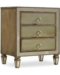 Silver Leaf Nightstand Check Out These Bargains On Furniture 5414 90016 Avalon
