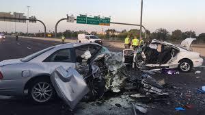 Phoenix Traffic Map by Arizona Wrong Way Drivers 3tv Cbs 5