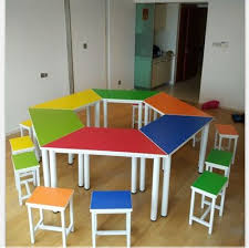 training chairs with tables furniture student desks and chairs in a circle combination
