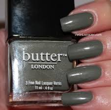 set in lacquer butter london