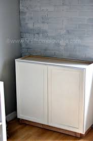 ikea white paint cabinets first home love life