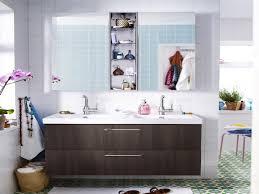 Bathroom Floating Vanity by Bathroom Floating Ikea Double Vanity In Black Plus Single Drawer