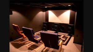 Home Cinema Rooms Pictures by Home Theater Build Youtube