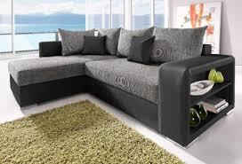 federkern sofa eck sofa schlaffunktion bettkasten federkern regal uvp 569 neu