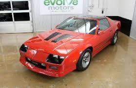 1989 z28 camaro for sale 1985 to 1989 chevrolet camaro for sale in