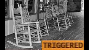 Rocking Chairs Like Cracker Barrel by Antifa U0027s War On Rocking Chairs Youtube