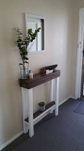 Front Hallway Table Entry Hallway Table Entry Tables Key And Pallets