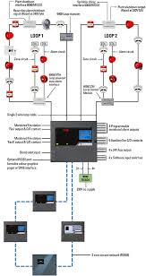 fire alarm control panel wiring diagram residential fire alarm