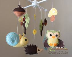 Home Decoratives Baby Nursery Decor Owls Animals Baby Nursery Mobiles Cribs