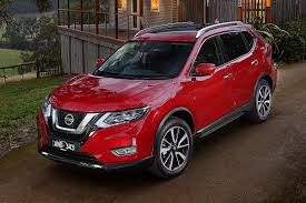 red nissan 2017 nissan x trail ti 2017 review snapshot carsguide