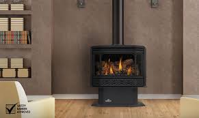 Free Standing Gas Fireplace by Gas Stoves U0026 Inserts Mike U0027s Heating