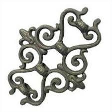 china cast iron fence metal ornaments china metal ornaments