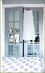 french closet doors with mirrors vanity decoration