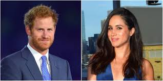 Meghan Markle Prince Harry Prince Harry And Meghan Markle Reportedly Planning To Make First