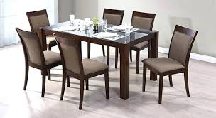 round dining table with six chairs 6 seater round dining table impressive dining table set for 6 dining