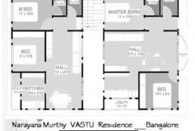 vastu floor plans fascinating house plan north facing per vastu home design house