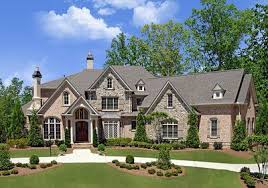 luxury home plans with photos luxury house plan in many versions 15674ge architectural