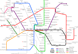 Berlin Metro Map by Here U0027s An Imaginary Tube Map Of Leeds Citymetric