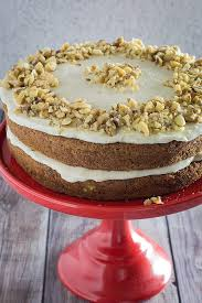 vegan carrot cake gluten free dishing delish
